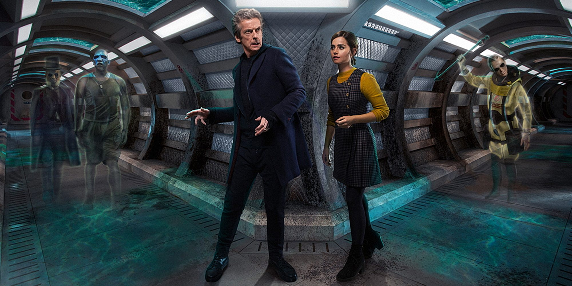 "'Doctor Who' Review: ""Under the Lake"" Is the Thinking Geek's Ghost Story"