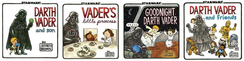 Jeffrey Brown Vader series