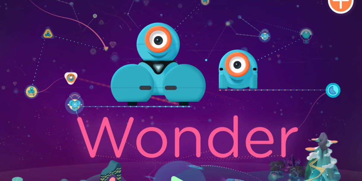 Power Up Dash & Dot With 'Wonder'