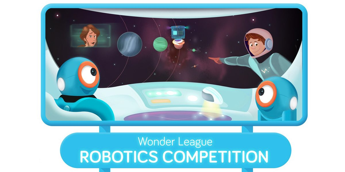Wonder League Robotics Competition