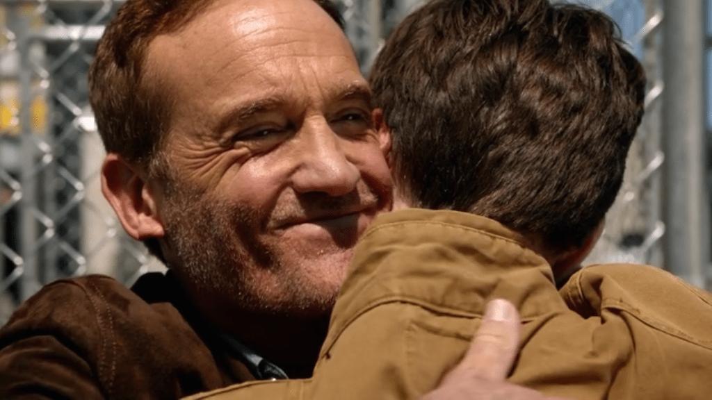 Awww, hugging! Source: CW.