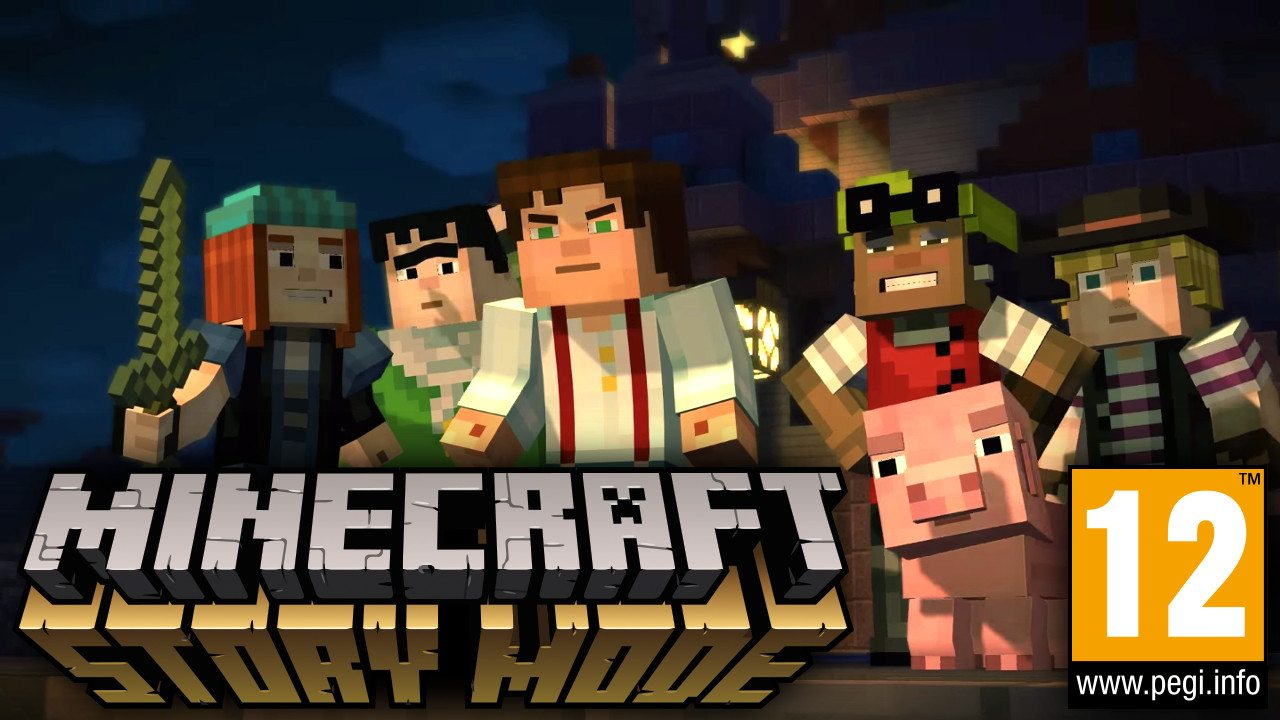 Mature Minecraft? 'Story Mode' Rated Over 12s in UK