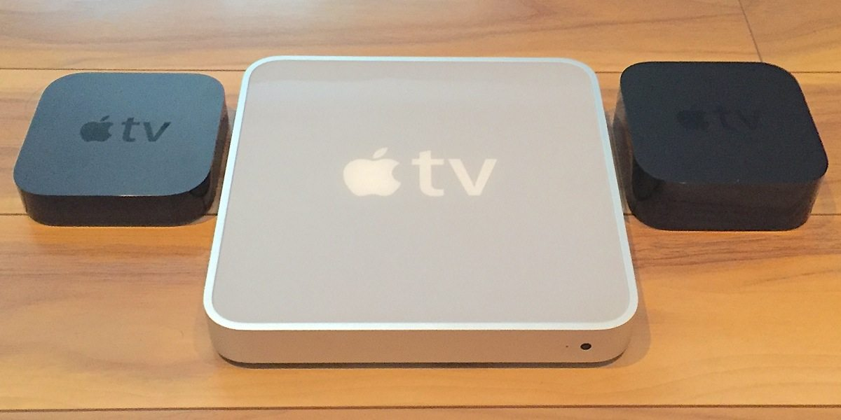 Apple TV generations