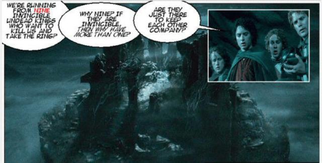 DM of the Rings Screen Shot