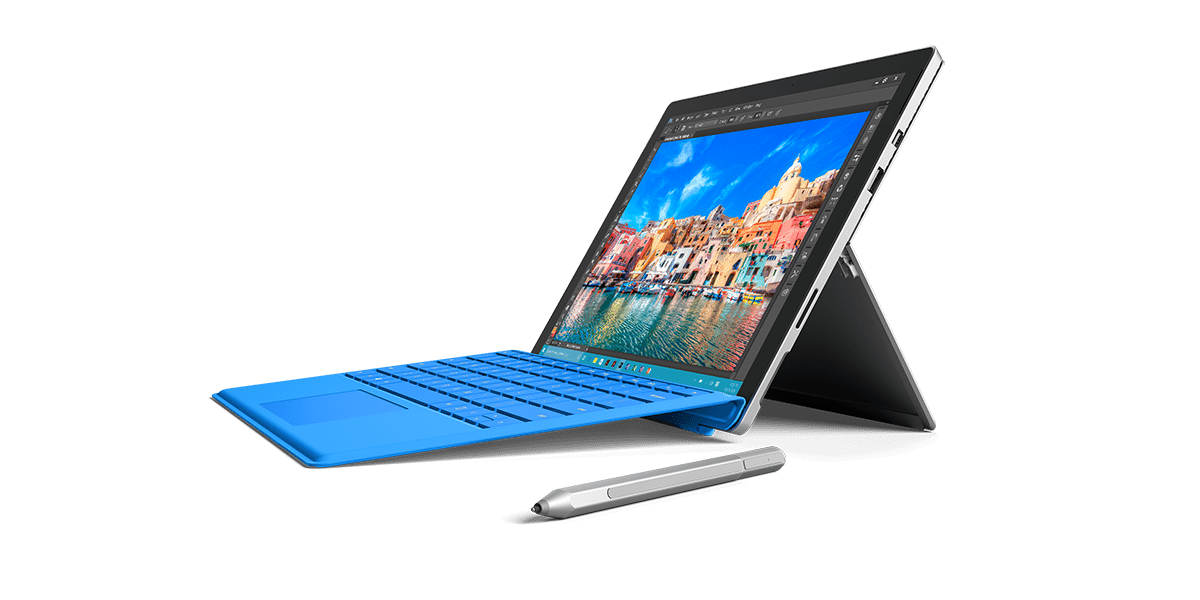 Surface Pro 4: The Ultimate Tablet