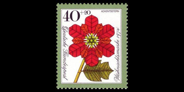 German Flower stamp from Flickr user Vintageprintable1, CC BY-SA 2.0