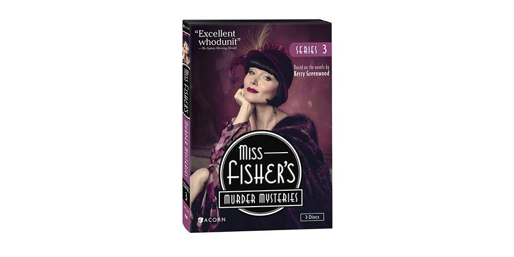 Miss Fisher season 3