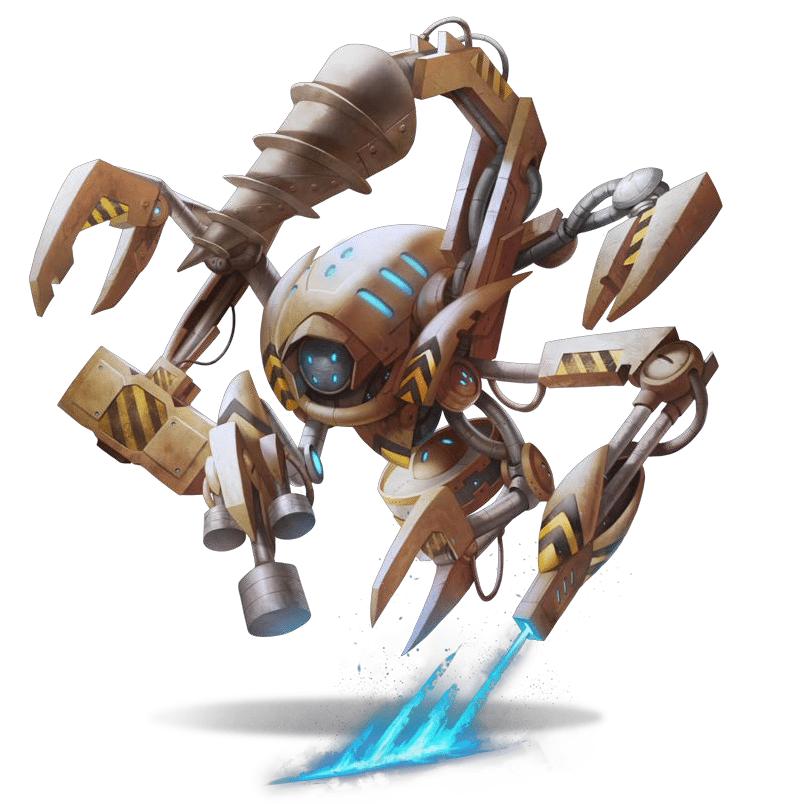 Robot, Terraformer