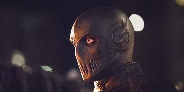 """The Flash -- """"Enter Zoom"""" -- Image FLA206A_0236b.jpg -- Pictured: Zoom -- Photo: Dean Buscher/The CW -- �© 2015 The CW Network, LLC. All rights reserved."""