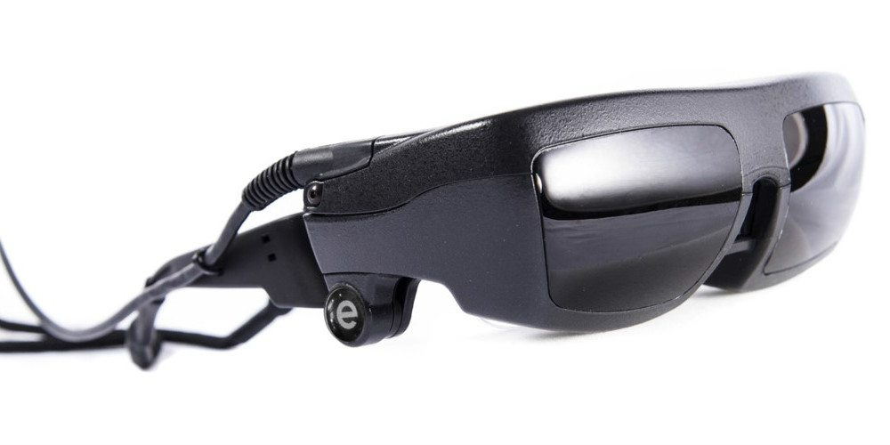 eSight Eyewear glasses
