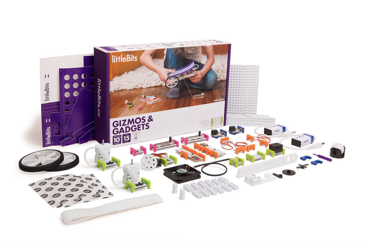 littleBits Gizmos and Gadgets