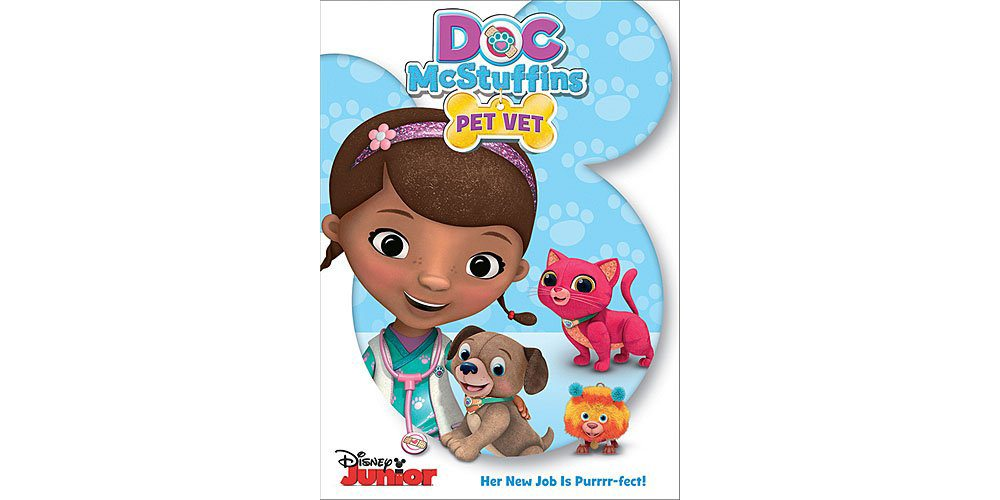 'Doc McStuffins: Pet Vet' Giveaway
