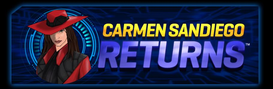 The ACME Detective Agency Reopens for Business as Carmen Sandiego Returns