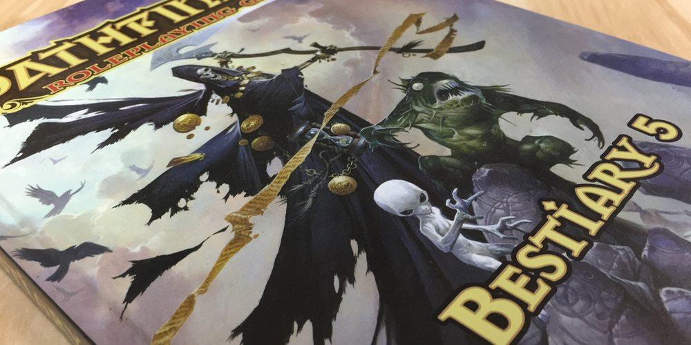 'Pathfinder Bestiary 5': Baddies From Filth Licker to Nightmare Killer