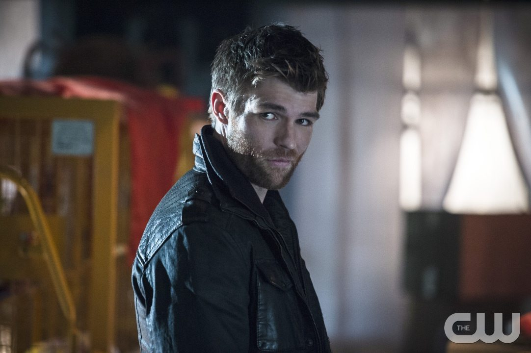 "The Flash -- ""Running to Stand Still"" -- Image: FLA209A_0138b.jpg -- Pictured: Liam McIntyre as Mark Mardon -- Photo: Cate Cameron/The CW -- �© 2015 The CW Network, LLC. All rights reserved."