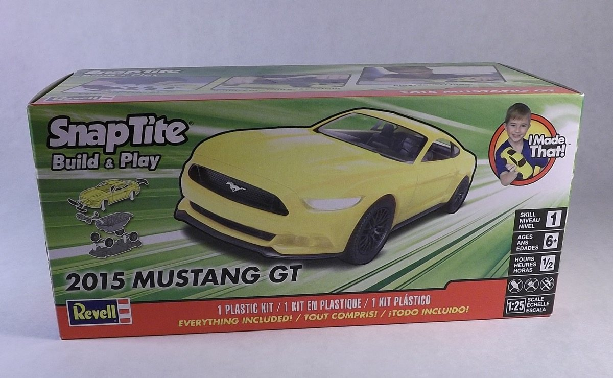 snaptite build play 2015 mustang gt skill level 1