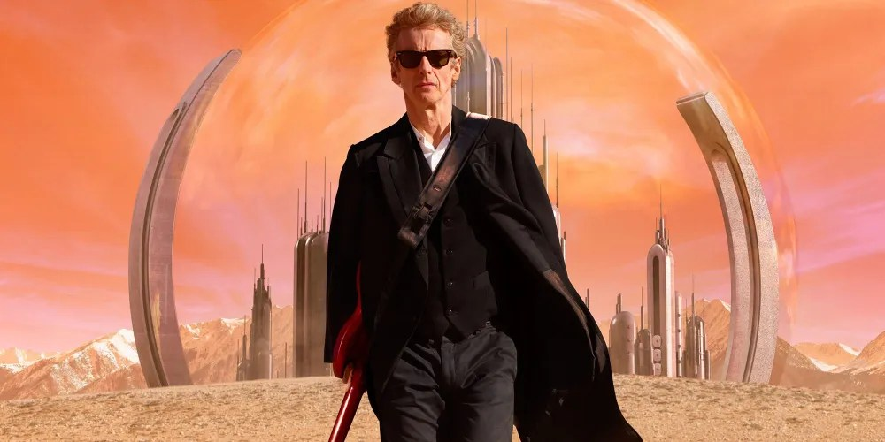 Doctor Who Cover Image
