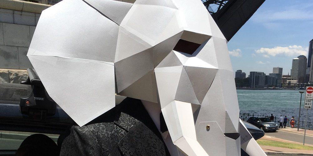 DIY: New Year's Eve Masquerade