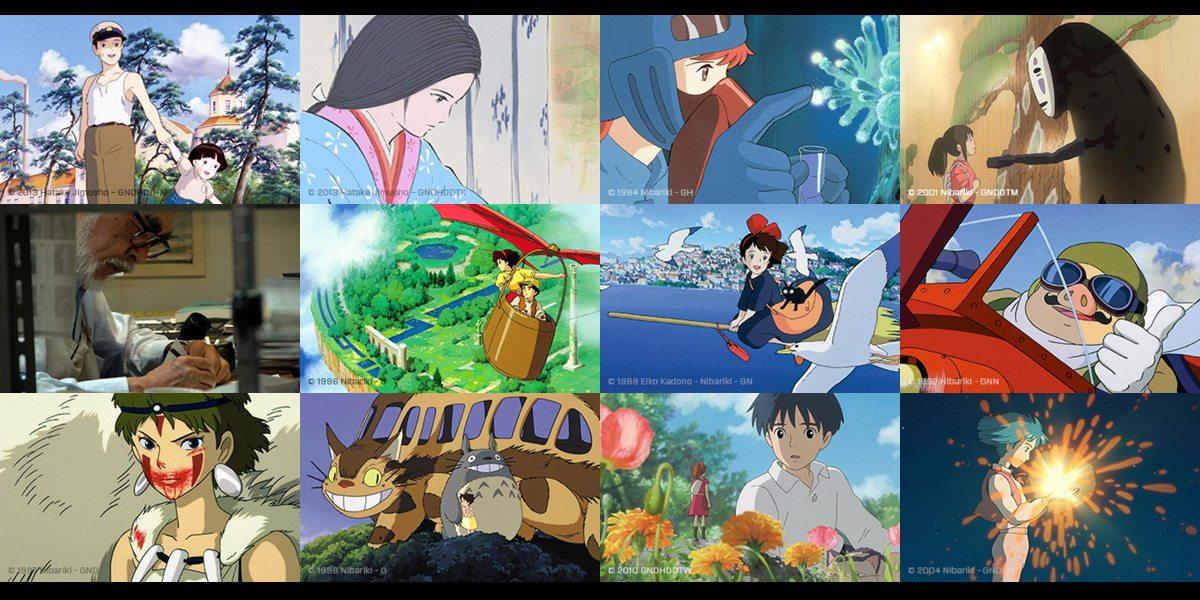 Studio Ghibli Retrospective at OMSI in January