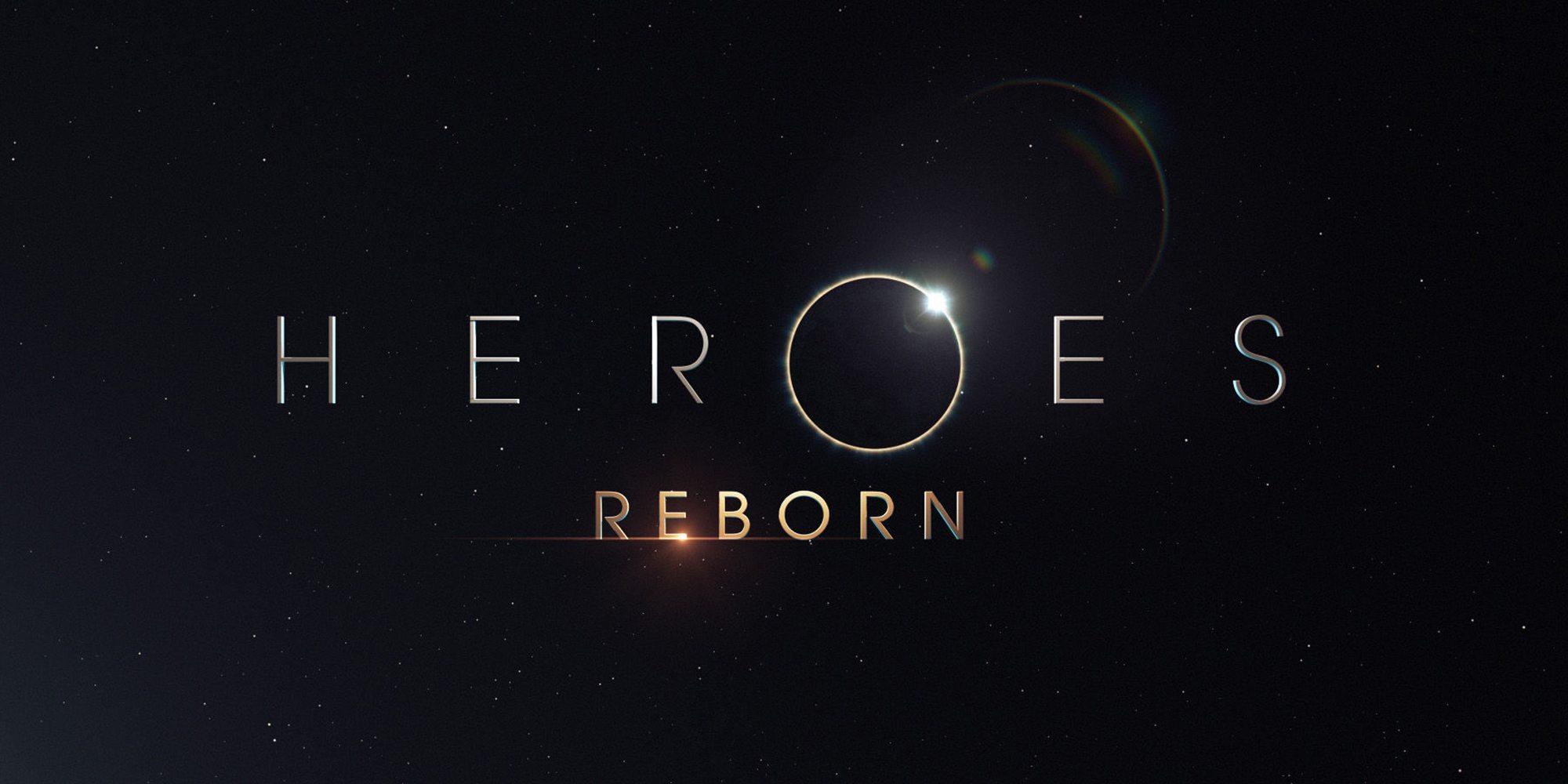 Heroes Reborn Cover