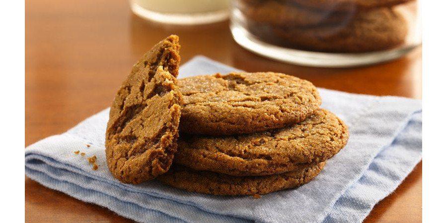 Molasses Crinkles. Image: Betty Crocker