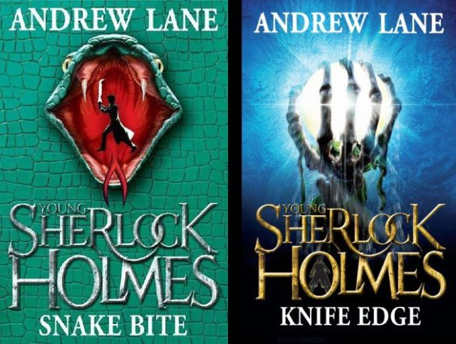 Young Sherlock Holmes 5 and 6