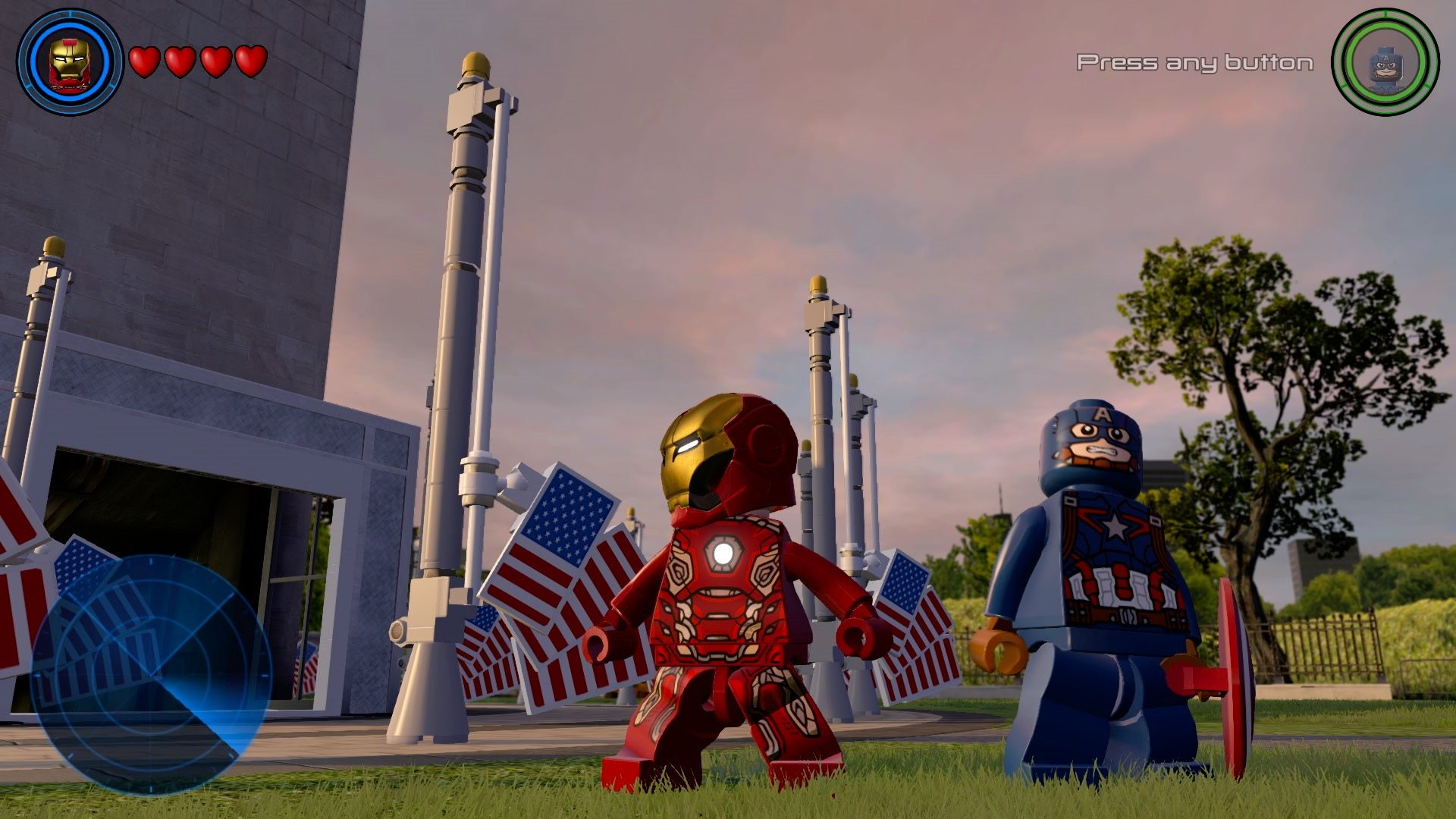 'LEGO Marvel's Avengers' Goes Big on Open Worlds