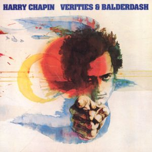 Harry Chapin - Verities and Balderdash cover