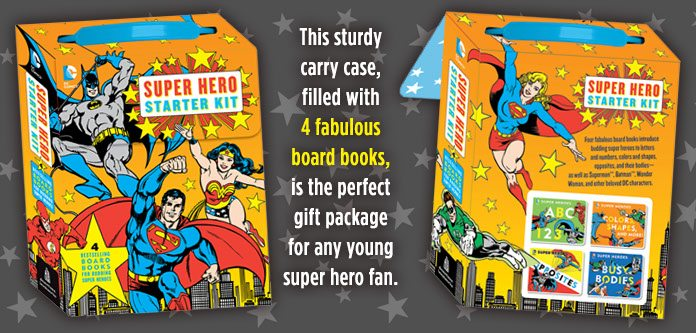 Super Hero Starter Kit Giveaway