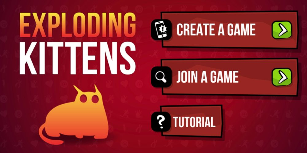 Kitty Cat Butt Butt: 'Exploding Kittens' for iOS