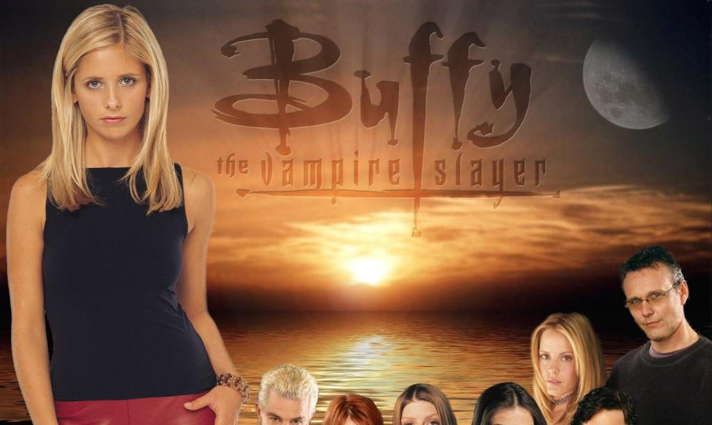 Buffy Redux: Watching BTVS with my Daughter