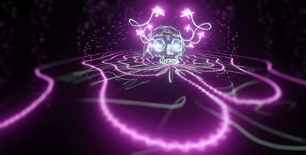 Image of skull by Drew Skillman
