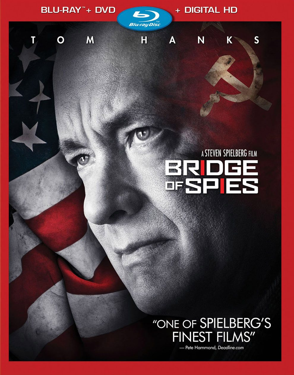 'Bridge of Spies' Coming to Blu-Ray