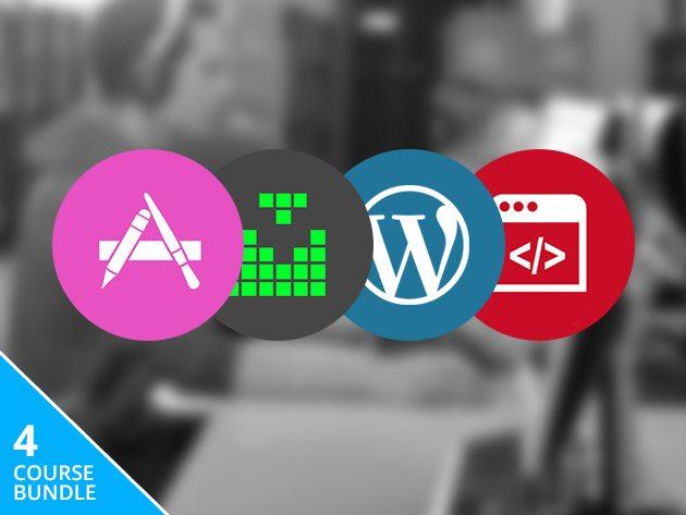 Game App and Web Design Bundle2