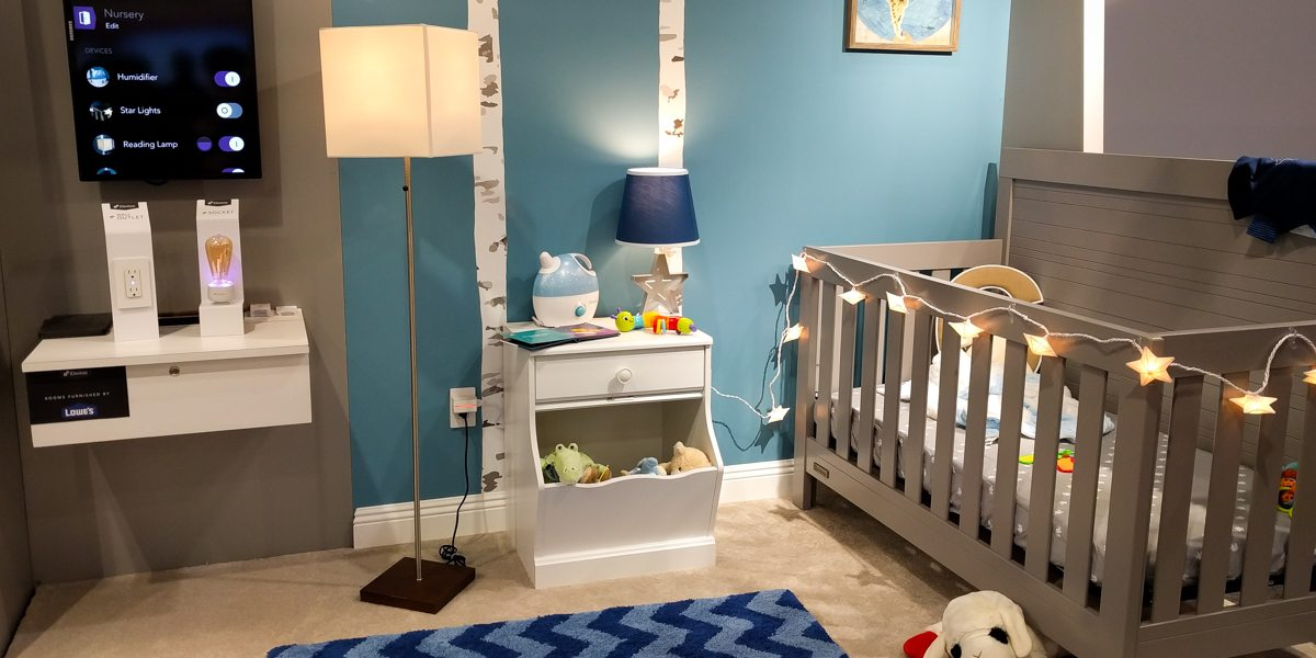 The nursery of the future?