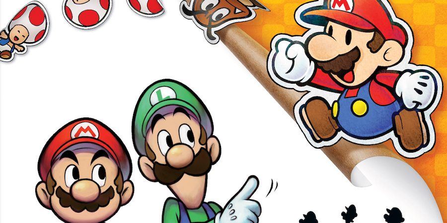 5 Things You Should Know About 'Mario & Luigi Paper Jam'