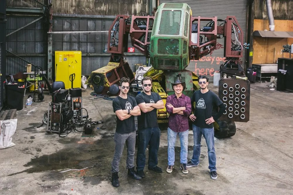 MegaBot Mk. II, Founders, and XTC Co-Founder