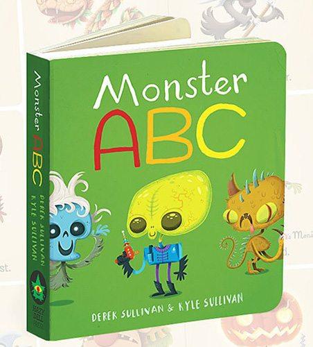 Monster ABC