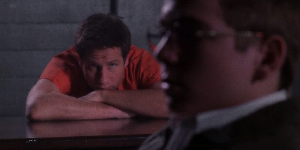 Mulder On Trial