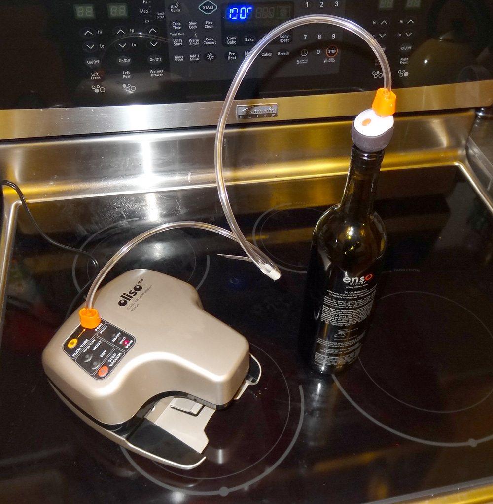 SmartSealer wine
