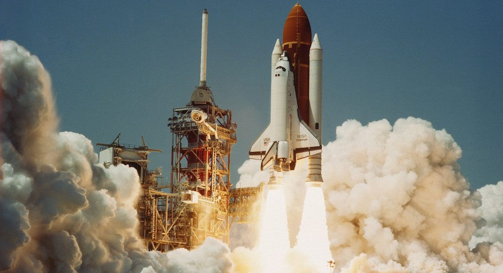 The Space Shuttle Challenger: 30 Years Later