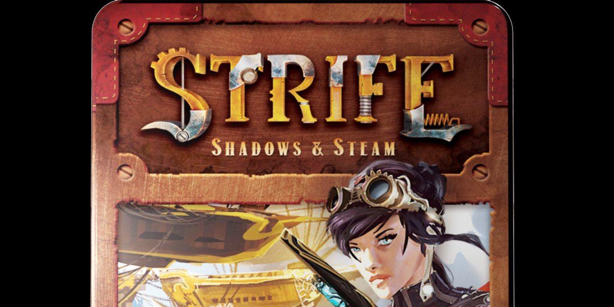 Strife: Shadows & Steam