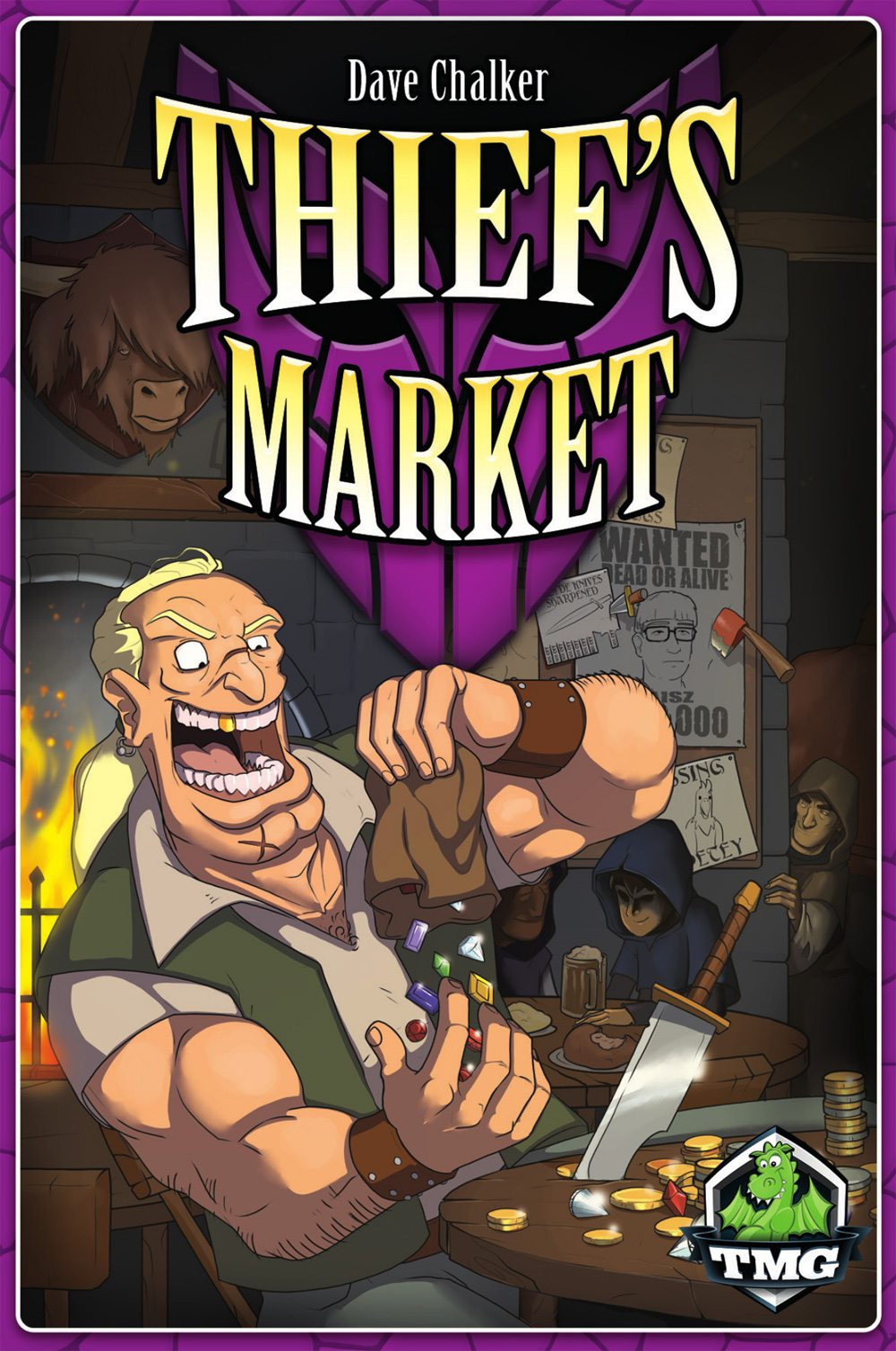 Thief's Market cover