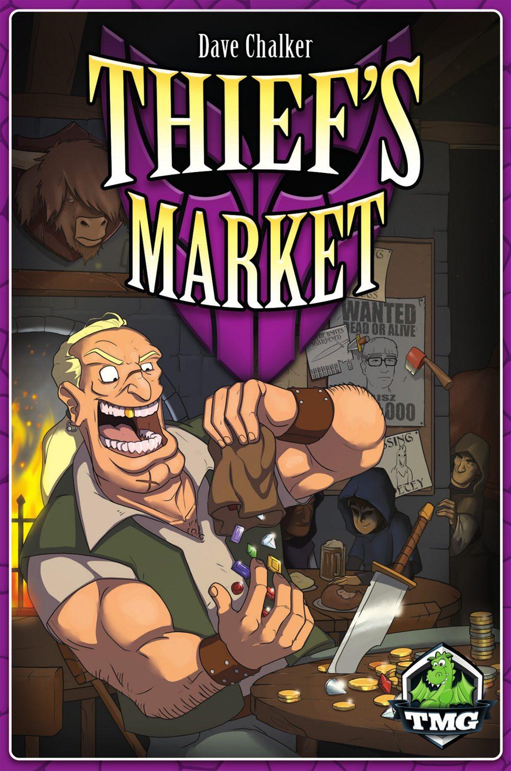 Thief's Market cover