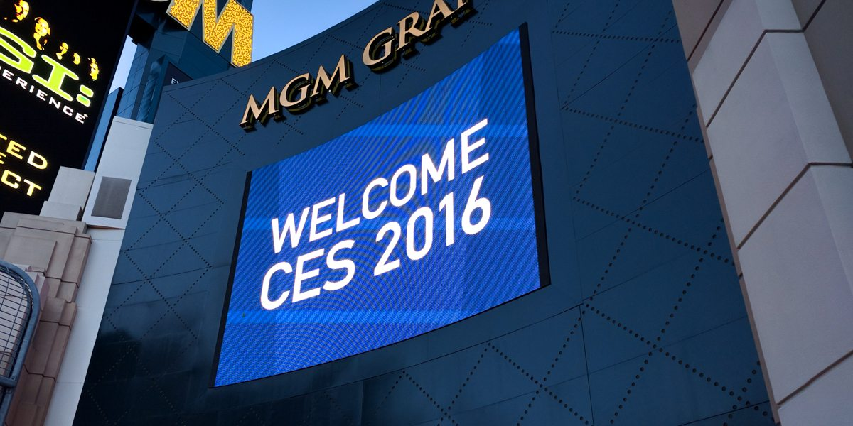 Welcome CES 2016