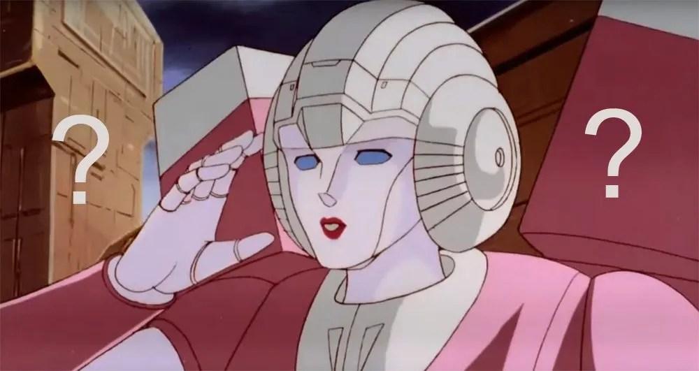 Transformers: The Movie's Arcee