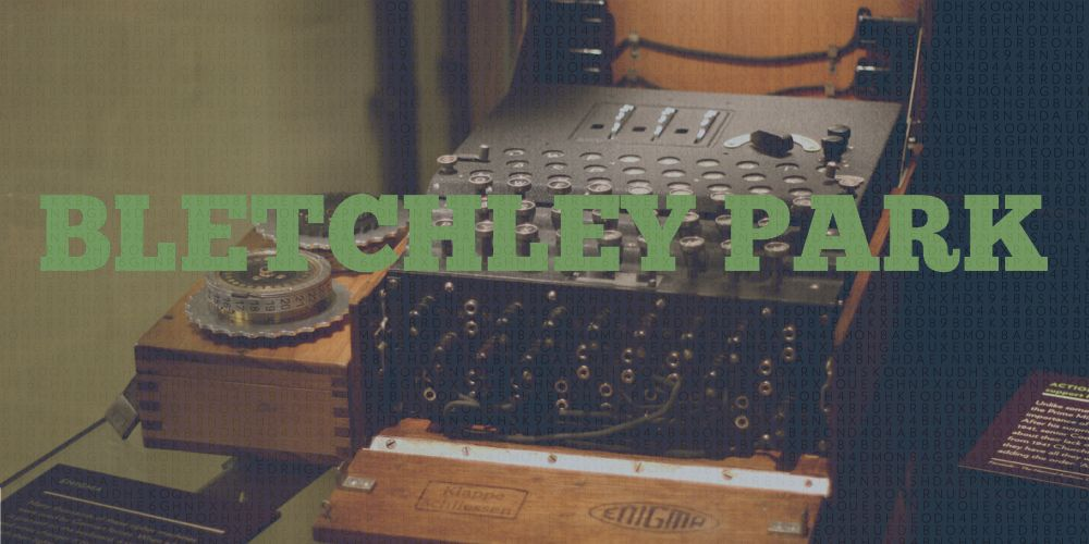 A visit to Bletchley Park, home of the codebreakers.