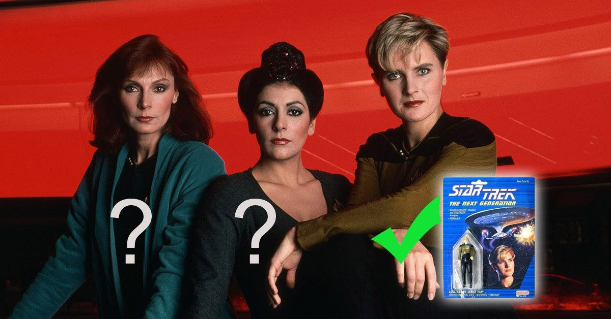 7 Other Famous Females Absent from Iconic Toy Lines