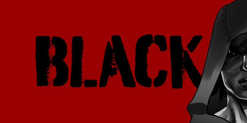 'Black': A World With No White Superheroes