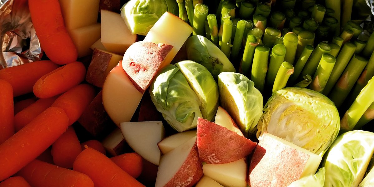 CharBroil Vegetables